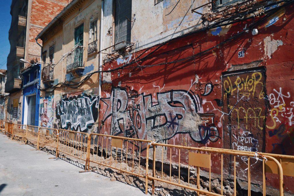 Graffiti, Cabanyal
