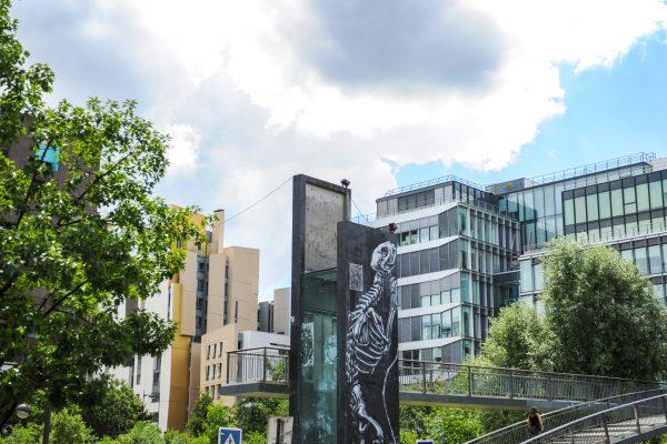 Un barrio en construcción: París Rive Gauche