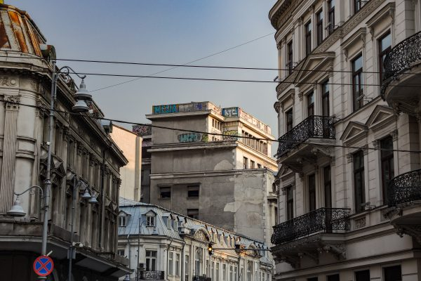 Bucharest part.1: a city of many contrasts