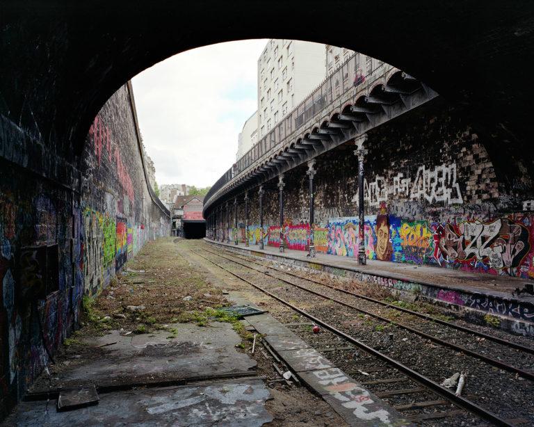 Thomas Jorion – Petite ceinture et Piscine Molitor, des ruines sublimées par le photographe