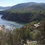 Ibiza ruinas Cala d'En Serra