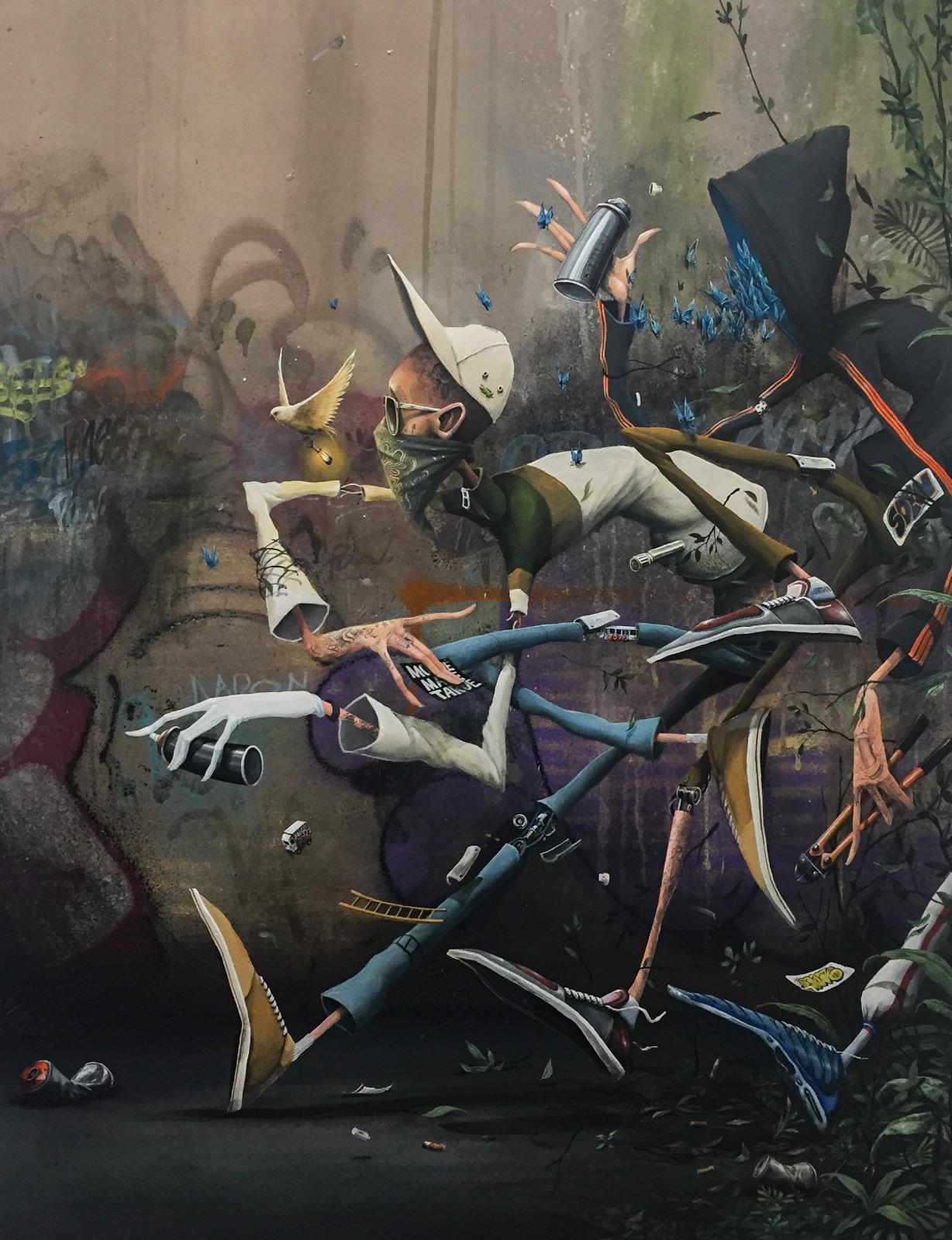 maye street art