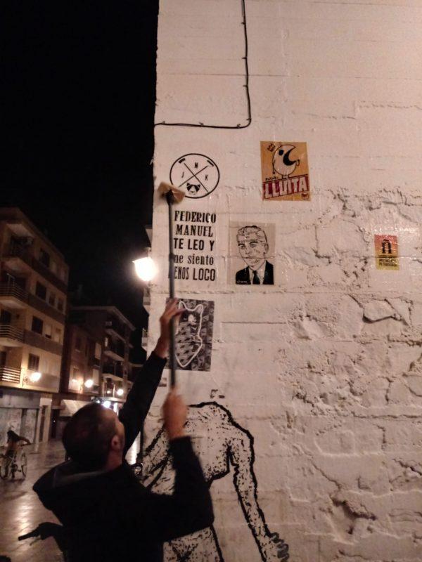 jank street art valencia