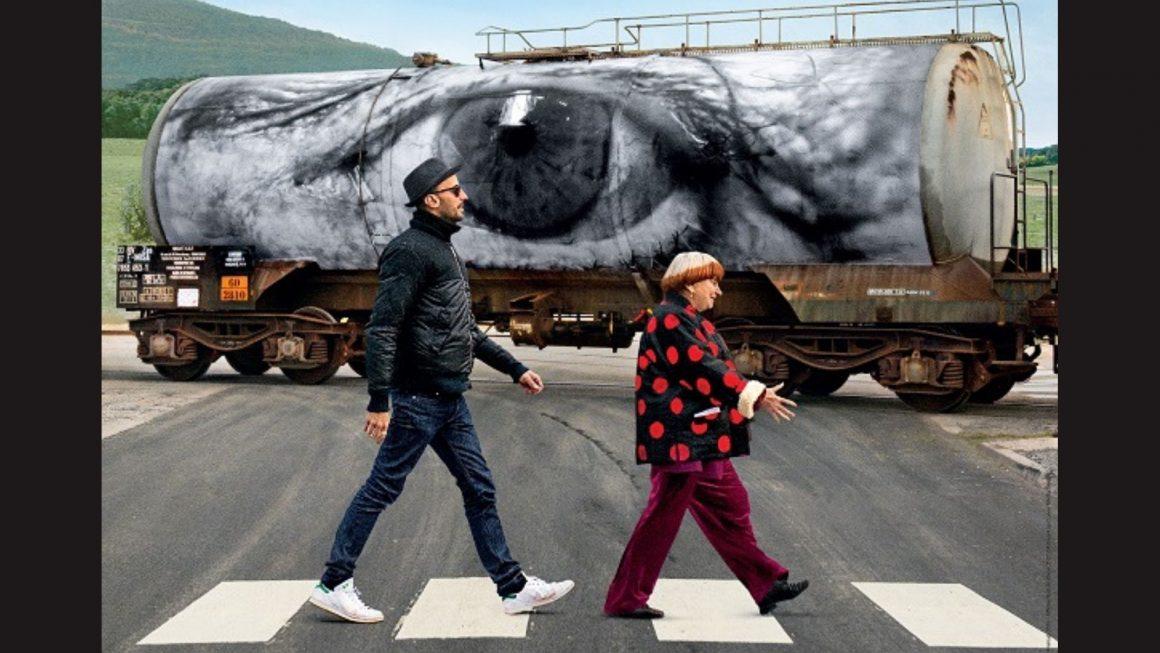 Visages Villages d'Agnès Varda et JR
